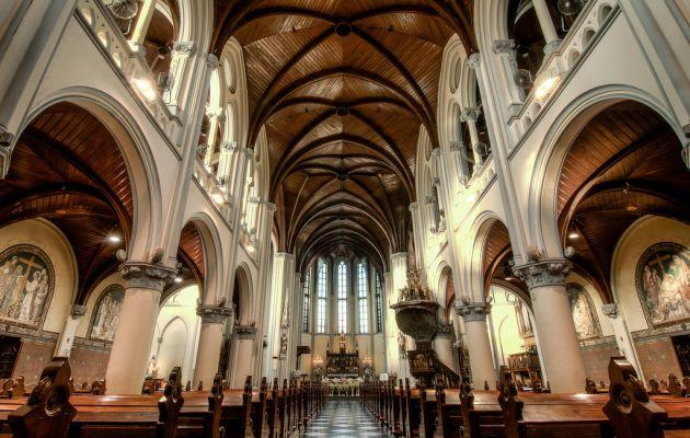 Sejarah Singkat Gereja Katedral Jakarta dan Peta Lokasi 4