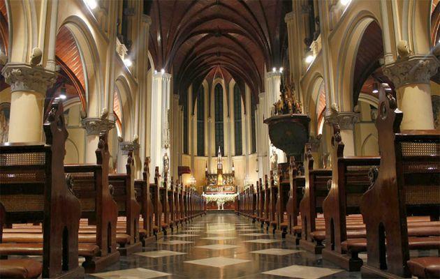 Sejarah Singkat Gereja Katedral Jakarta dan Peta Lokasi 5