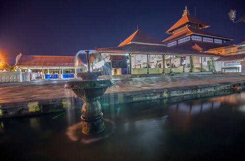 Kampung Kauman Yogyakarta