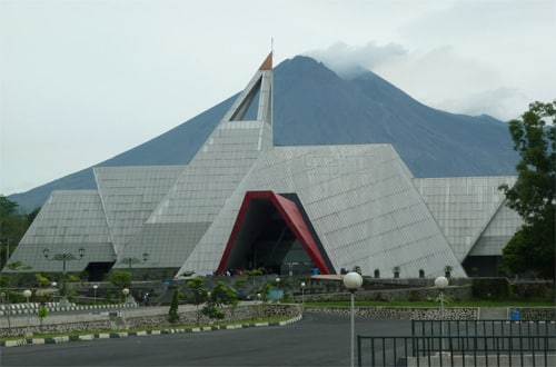 Museum Gunung Api Merapi Yogyakarta