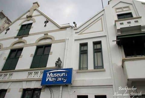 museum wayang jakarta simbol