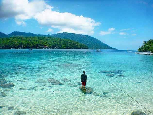 Pulau Weh Sendiri