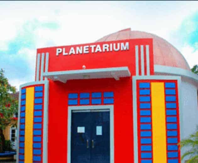 planetarium jakarta mantap