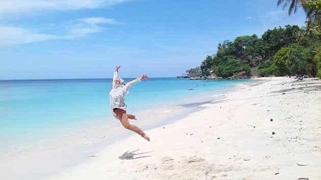 Pulau Weh Loncat