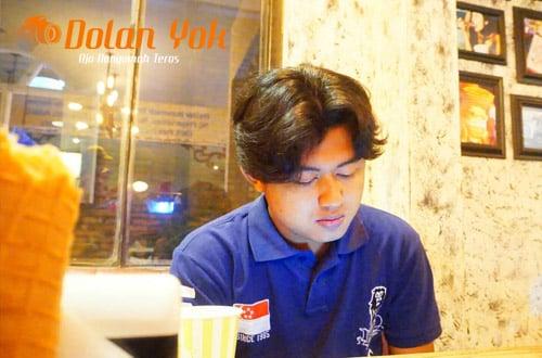 Tempo Gelato Prawirotaman, Es Cream Legit Tiada Tara 1